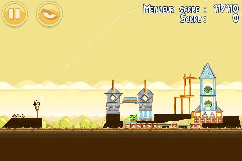 Golden Egg 9 : la fusée