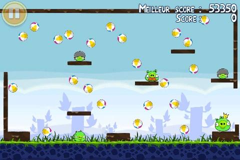 Niveau bonus du golden egg 7