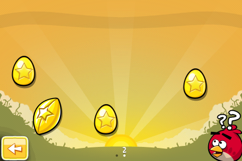 L'oeuf d'or SuperBowl d'Angry Birds