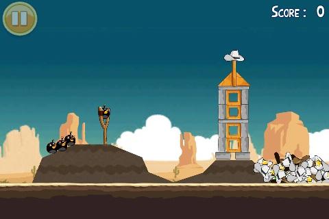 Niveau bonus de l'oeuf d'or 21 d'Angry Birds