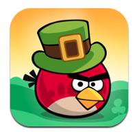 Angry Birds Saint-Patrick