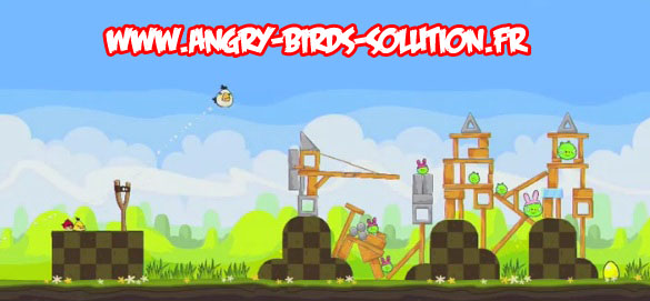 Easter golden egg 14 d'Angry Birds Seasons (Easter)