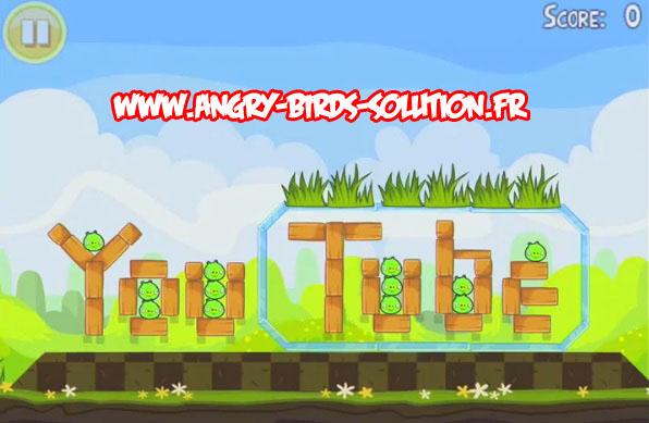 Niveau bonus easter egg 12 Angry Birds Seasons