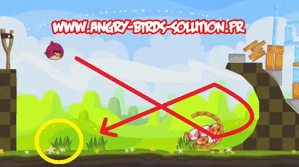 Golgen egg 10 d'Angry Birds Easter