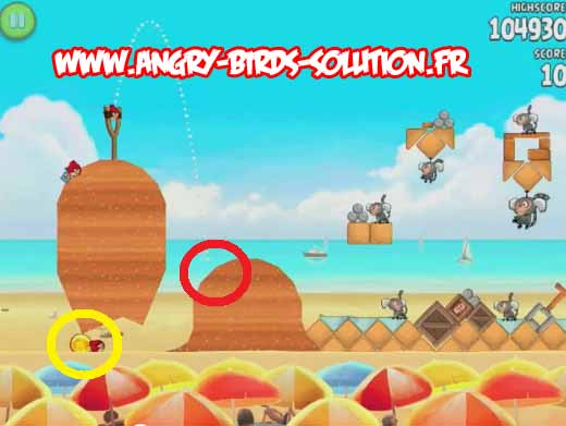 Débloquer l'épisode Golden BeachBall d'Angry Birds Rio