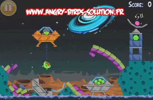 Niveau bonus du Golden Egg 2 d'Angry Birds Summer Pignic