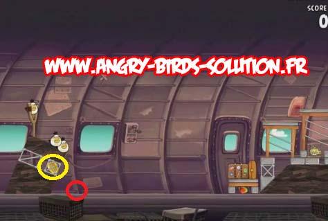 Mangue en or 4 d'Angry Birds RIO (level 11-10)