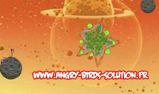 Niveau bonus du Golden Eggsteroid #5 : Star Castle