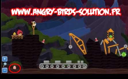 Oeuf de Pâques #7 d'Angry Birds Facebook