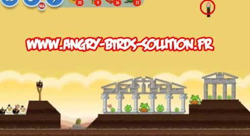 Oeuf de Pâques #9 d'Angry Birds Facebook