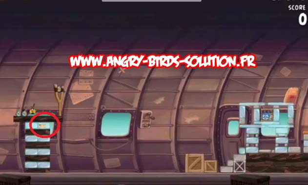 Solution de la Mangue en or 11 d'Angry Birds Rio