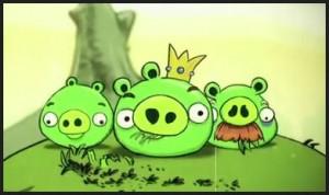 Angry Birds - La revanche des cochons verts